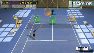Nuevas imágenes de Virtua Tennis World Tour