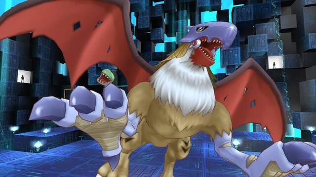 Digimon Story: Cyber Sleuth Hacker's Memory presenta nuevas imágenes