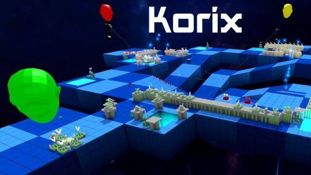 Korix es un juego de estrategia en tiempo real para PlayStation VR