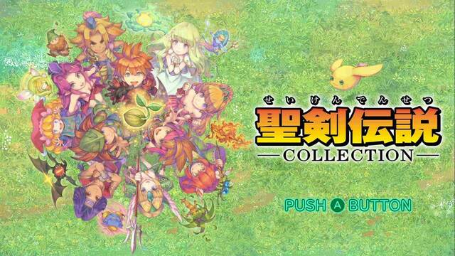 E3 2019: Collection of Mana se lanza hoy en Nintendo Switch
