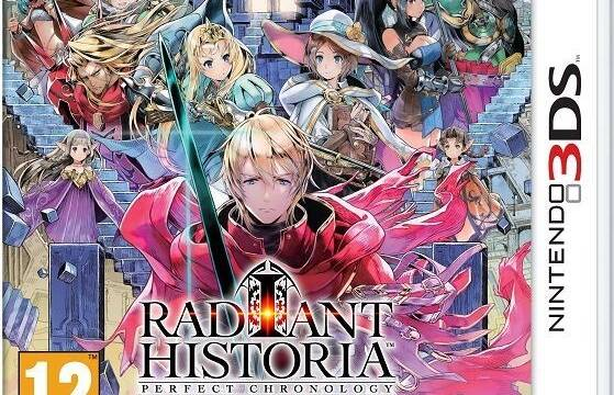 Radiant Historia Perfect Chronology llegará el 16 de febrero a Nintendo 3DS