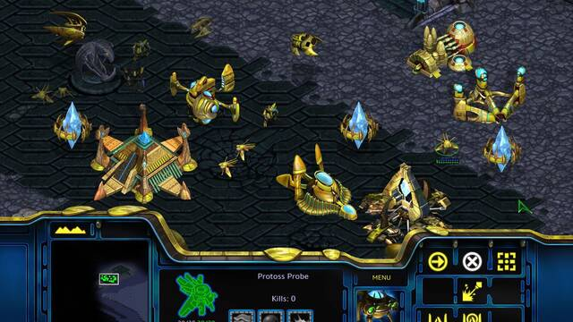 Revelados los requisitos mínimos de StarCraft: Remastered