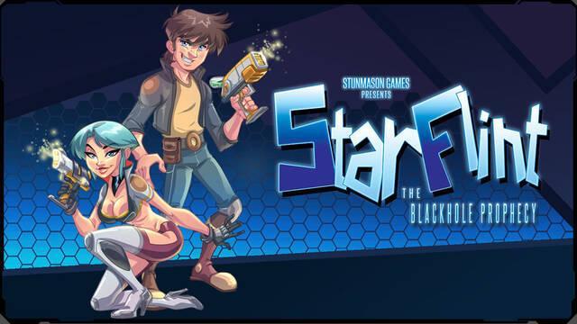 StarFlint: The Blackhole Prophecy busca financiarse en Kickstarter