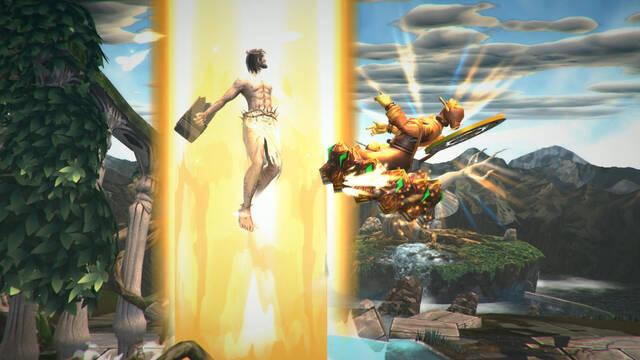 Fight of Gods se presenta en Nintendo Switch ante el público nipón