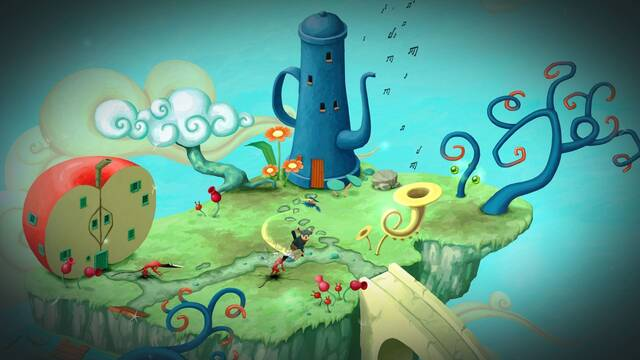 Figment presenta una aventura musical dentro de la mente del protagonista