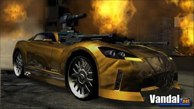 E3: Más imágenes de Full Auto
