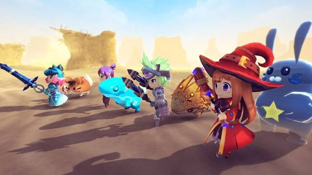 Re:Legend ha logrado financiarse en Kickstarter; busca llegar a consolas