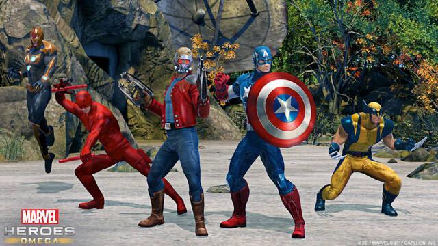 Microsoft detalla cómo efectuará el reembolso del DLC de Marvel Heroes Omega