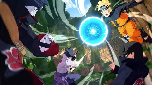 Naruto to Boruto: Shinobi Striker presenta sus cuatro opciones de combate