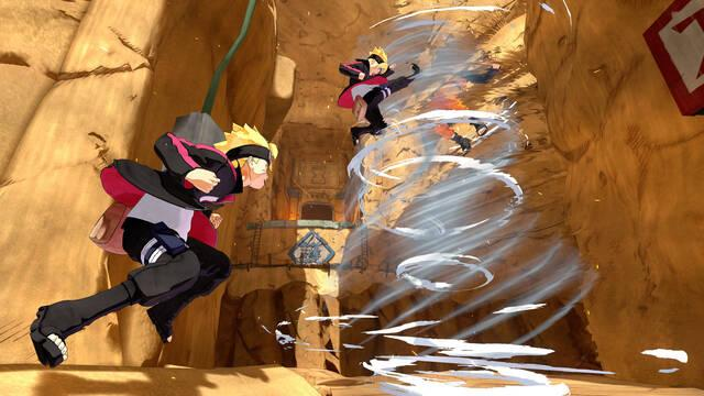 Anunciada la beta cerrada de Naruto to Boruto: Shinobi Striker