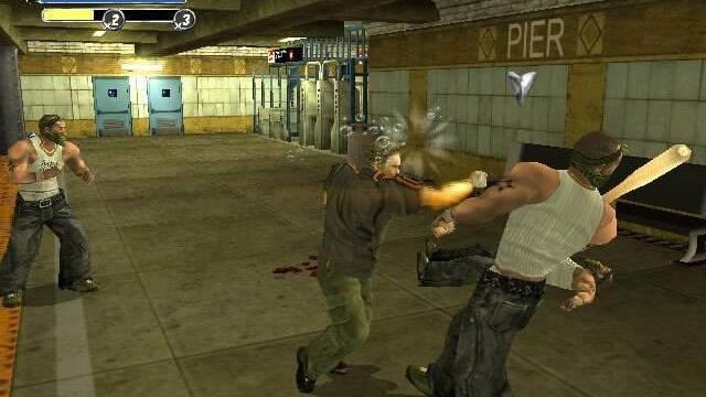 Nuevas imágenes de Final Fight: Streetwise