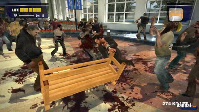 E3: Nuevas imágenes de Dead Rising