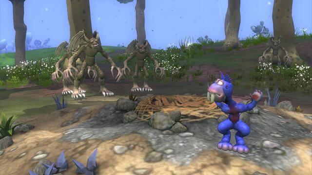 Nuevas imágenes de Spore: Creepy & Cute Parts