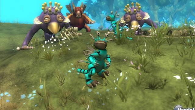 Nuevas imágenes y vídeo de Spore