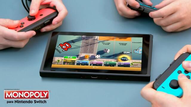 Monopoly para Switch recibe un parche