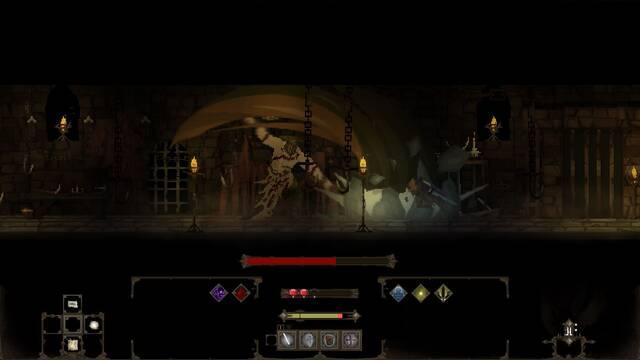 Nueva demostración de la jugabilidad de Dark Devotion