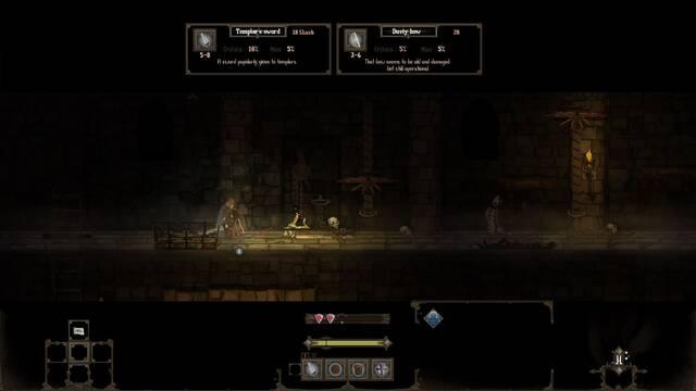Hibernian Workshop muestra la jugabilidad de Dark Devotion