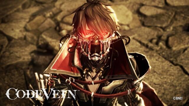 Así es Code Vein, lo nuevo de Bandai Namco