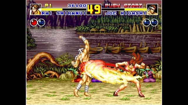 Fatal Fury 2 llega el 22 de junio a Nintendo Switch