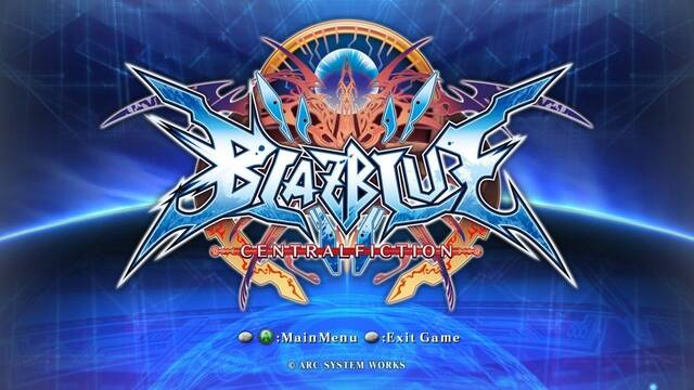 BlazBlue Central Fiction Special Edition llega el 8 de febrero a Europa
