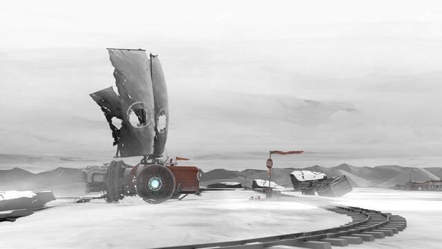 La navegación desértica de FAR: Lone Sails llega el 2 de abril a PS4 y Xbox One