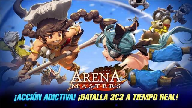 El juego de estrategia y acción Arena Masters ya está disponible