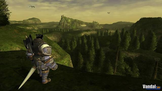 TGS: Nuevas imágenes de Final Fantasy XI para Xbox 360
