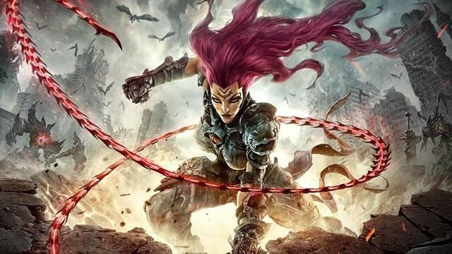 Darksiders III muestra un nuevo tráiler de su jugabilidad