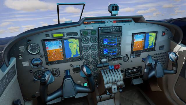 Flight Sim World se estrena en acceso anticipado el 18 de mayo