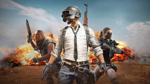 Amazon lista Playerunknown's Battlegrounds de PS4 para el 8 de diciembre