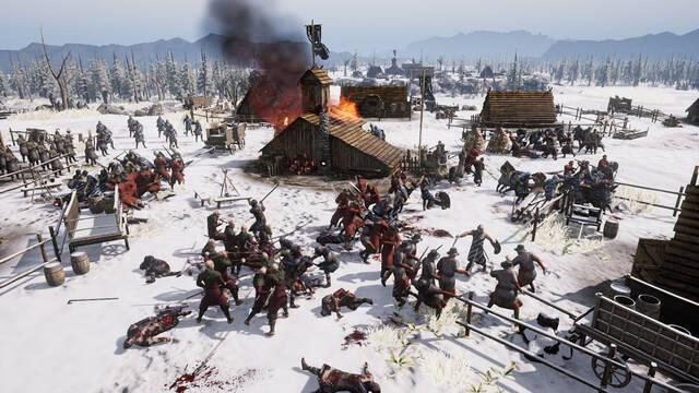 La violencia vikinga de Ancestors se muestra en un extenso vídeo