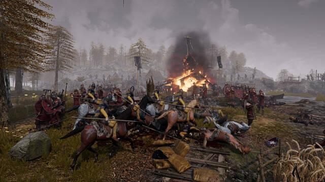 Nueva demostración de la jugabilidad de Ancestors Legacy