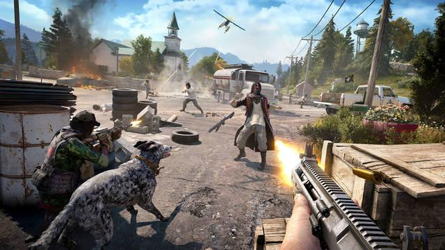 Far Cry 5 desvela sus requisitos técnicos para PC