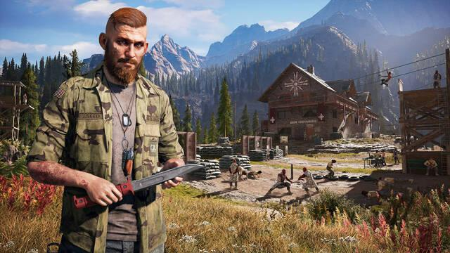 Far Cry 5 fue el más vendido la última semana en Reino Unido