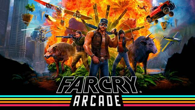 Far Cry 5 presenta su modo 'Far Cry Arcade'