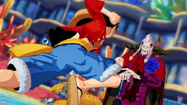 One Piece Unlimited World - Red Deluxe Edition confirmado en Occidente