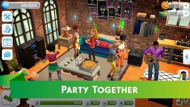 Anunciado The Sims Mobile para iOS y Android