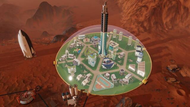 Anunciado Surviving Mars, un juego de gestión ambientado en Marte