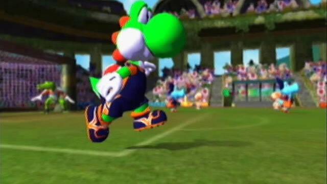 Nuevas imágenes de Mario Smash Football