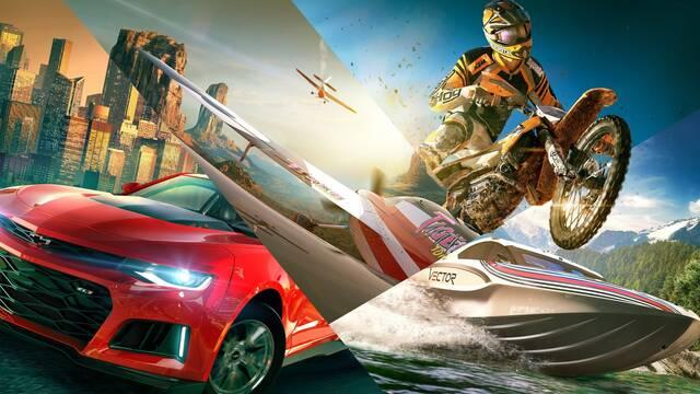 The Crew 2 llegará a PS4, One y PC el próximo 29 de junio
