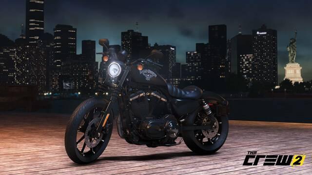 The Crew 2 presenta la espectacular Harley Davidson Iron