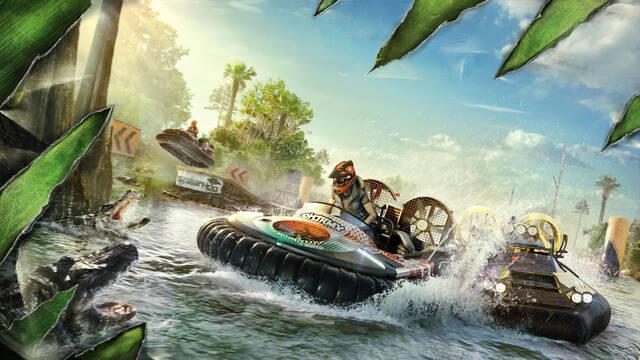 The Crew 2 muestra su actualización gratuita Gator Rush