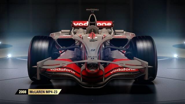 Cuatro históricos McLaren llegan a F1 2017