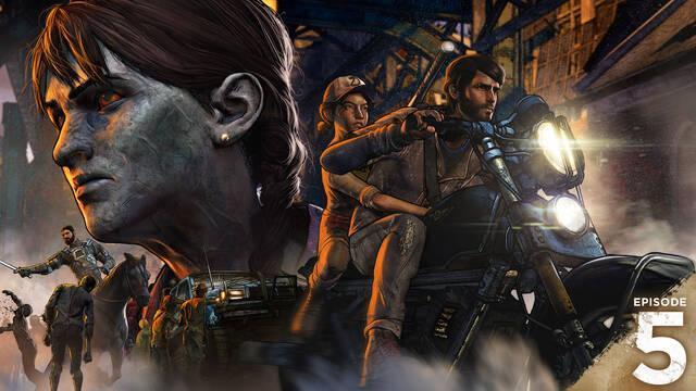 The Walking Dead: A New Frontier concluirá su temporada el 30 de mayo