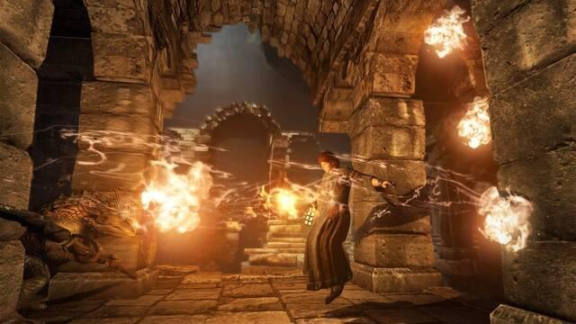 Los magos se dejan ver en el nuevo vídeo de Dragon's Dogma Dark Arisen