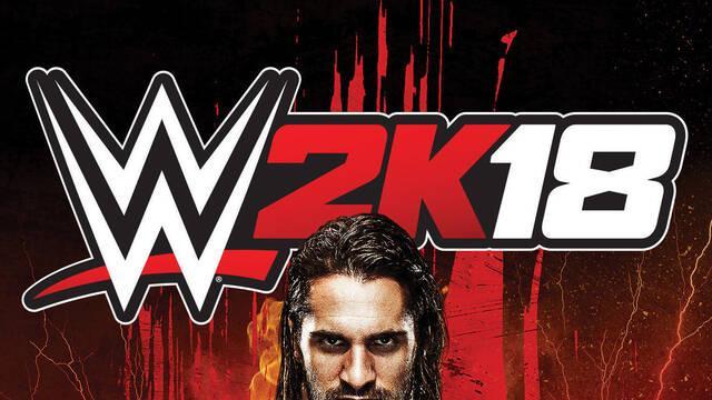 Seth Rollins es la estrella de la portada de WWE 2K18