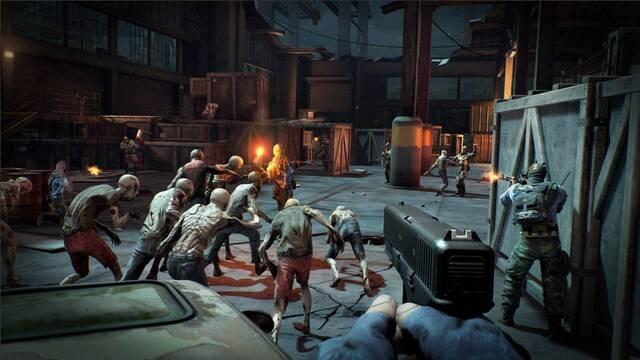 Los zombis de Dead Alliance se dejan ver en un nuevo tráiler para el E3