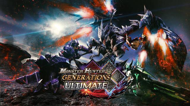 Capcom confirma que Monster Hunter Generations Ultimate llegará en español