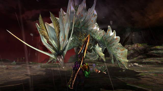 Monster Hunter Generations Ultimate para Switch estrena nuevas imágenes