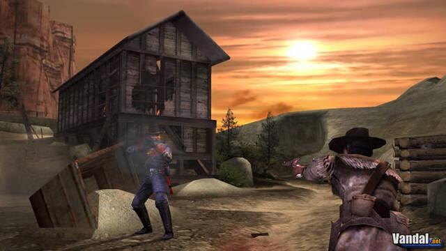 Nuevas imágenes de Gun para Xbox